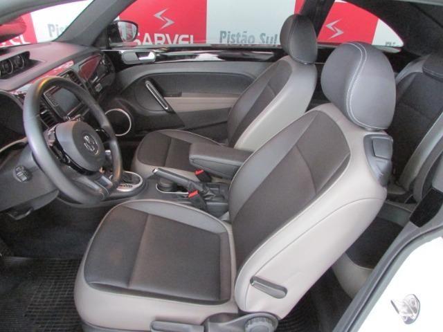 Volkswagen Fusca TSI 2.0 automático, banco de couro, único dono. Confira! - Foto 7