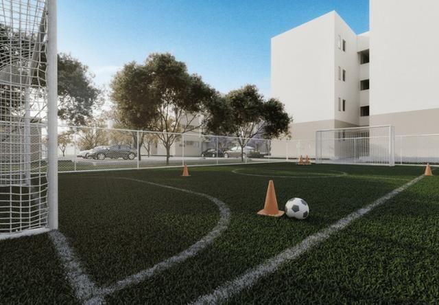 MF - Condomínio Clube Vila da Mata - 2Qts,Varanda e piscina e Lazer - Foto 5