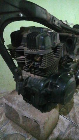 Motor cb 400 ano 83 com nota fiscal