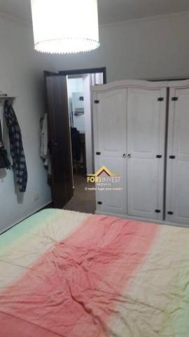Apartamento com 1 dormitório à venda, 53 m² por R$ 170.000,00 - Canto do Forte - Praia Gra - Foto 2