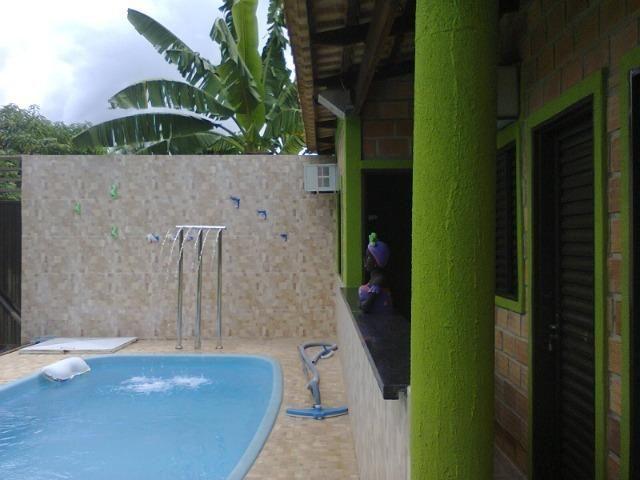 Aluga-se casa para temporada de carnaval em Aruana com 5 quartos 3 suítes e piscina ! - Foto 8