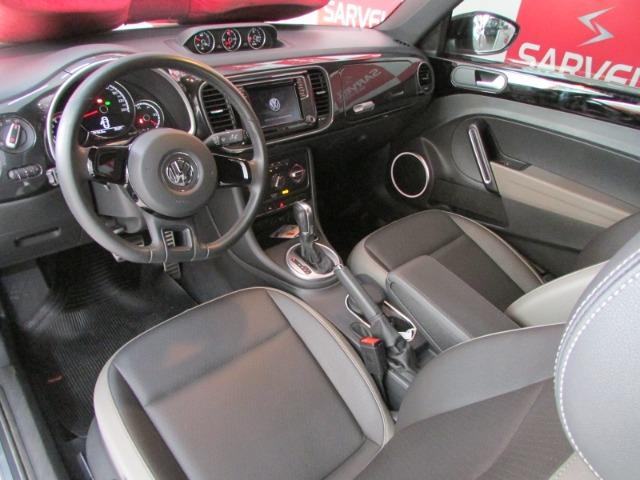 Volkswagen Fusca TSI 2.0 automático, banco de couro, único dono. Confira! - Foto 5