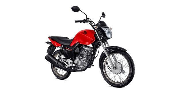 Motos Honda POP a XRE 300 em andamento , somente para assumir parcelas restantes - Foto 6