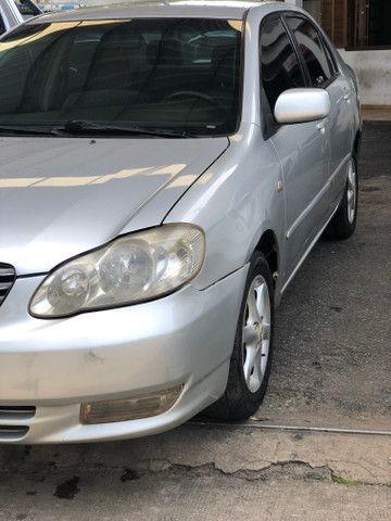Corolla ano 2004 xei - Foto 3