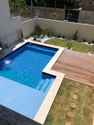 CD 017, Sapiranga, Casa duplex com 05 quartos, 03 vagas, 250 m2, piscina - Foto 6