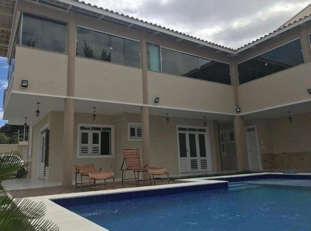 CD 017, Sapiranga, Casa duplex com 05 quartos, 03 vagas, 250 m2, piscina - Foto 3