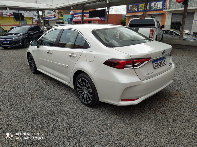 Corolla Altis Premium Hybrid 2020/2021 - Foto 3
