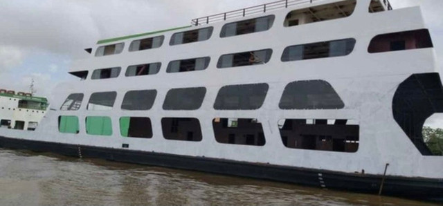 Balsa ferry boat 2016 - Foto 2