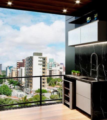 Apartamento à venda com 2 dormitórios em Bancários, João pessoa cod:006613 - Foto 2