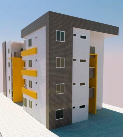 Apartamento à venda com 2 dormitórios em Paratibe, João pessoa cod:005986 - Foto 12