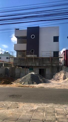 Apartamento à venda com 3 dormitórios em Bancários, João pessoa cod:007197 - Foto 4