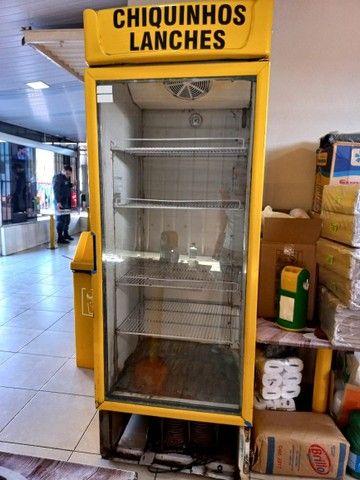 Masseira e  freezer  vertical