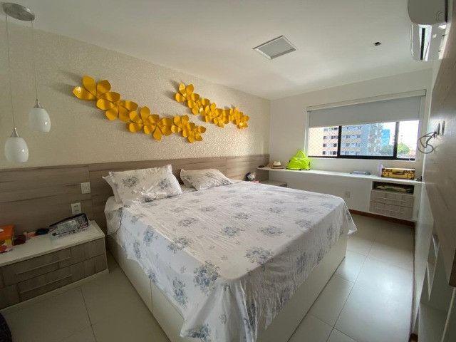 Apartamento 3 Suítes, Mobiliado, 157m², Alto Padrão - Ponta Verde - Foto 16