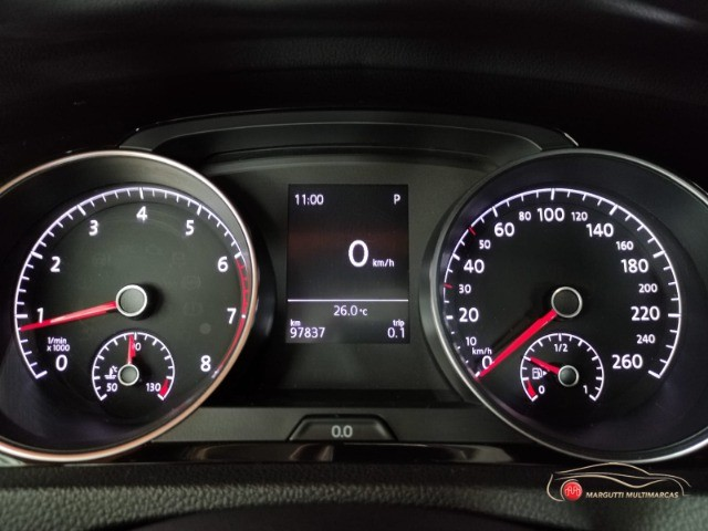 VW Golf 1.4 TSI Highline Gasolina At. 2015 - Foto 9