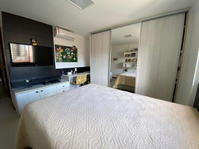 Apartamento 3 Suítes, Mobiliado, 157m², Alto Padrão - Ponta Verde - Foto 12
