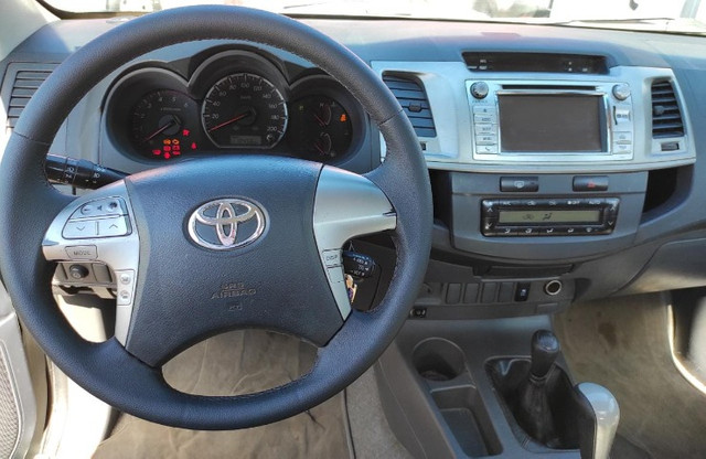 Hilux SRV 3.0 4x4 Diesel Cabine Simples 2008 Completo  -  Raridade - Foto 6