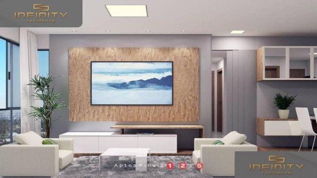 Apartamento Impecável, 3 Quartos Grandes, Sala Ampla, Lavabo e 2 Vagas - Foto 2