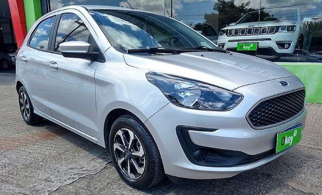 Ford Ka Se 1.5 2020/2020 19mil km  - Foto 5