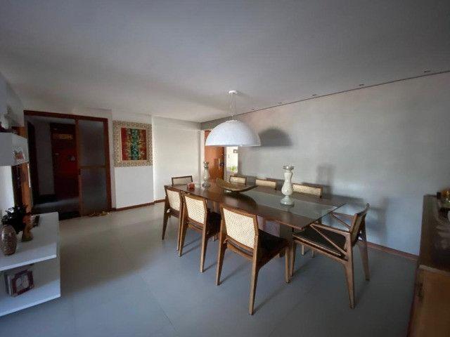 Apartamento 3 Suítes, Mobiliado, 157m², Alto Padrão - Ponta Verde - Foto 2