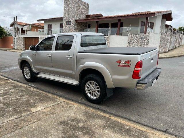 Toyota Hilux 3.0 SRV 2013 TOP Controle tração OPORTUNIDADE ABAIXO FIPE - Foto 6