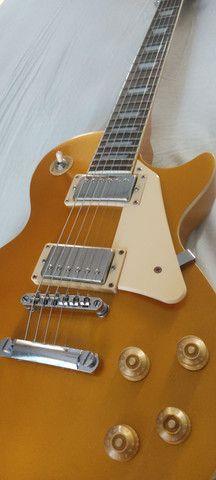 Michael Les Paul GM730N Gold - Foto 2