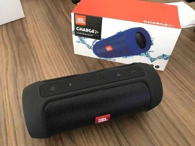 Caixa Jbl Charge 2 Bluetooth Sd 40w Potente Pronta Entrega no Brasil