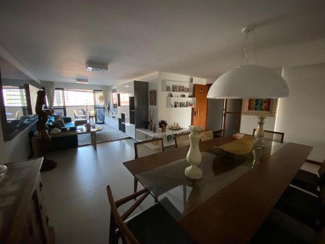 Apartamento 3 Suítes, Mobiliado, 157m², Alto Padrão - Ponta Verde