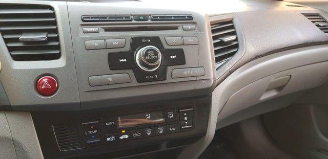 Honda Civic New  LXR 2.0 i-VTEC (Aut) (Flex) - Foto 10