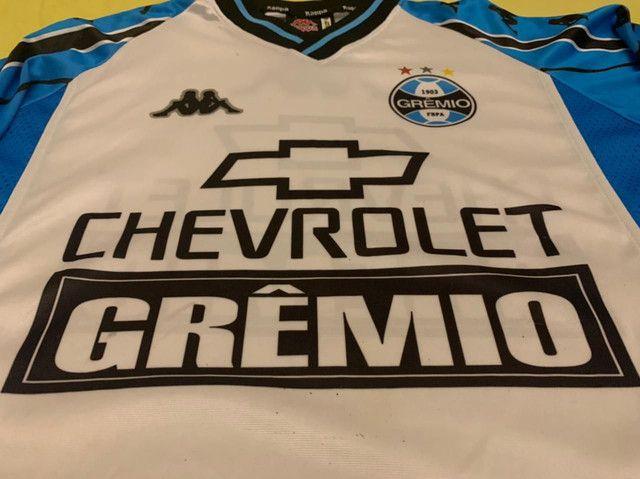 Camisa Grêmio Kappa  - Foto 2