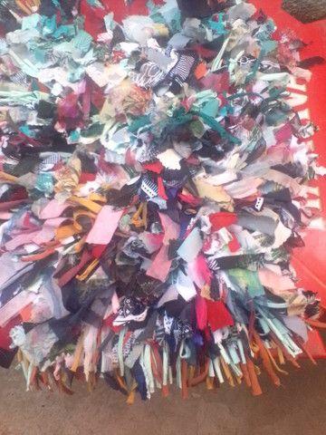 Tapetes artesanais tecidos a mão  - Foto 5