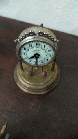 Relógio antigo todo original - Foto 3