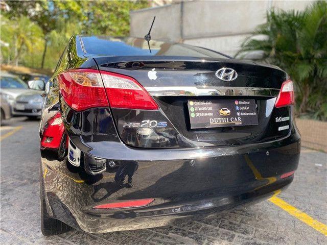 Hyundai Hb20 S completo GNV de 5ª geração automatico novo demais - Foto 6