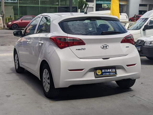 Hyundai HB 20 Confort 1.0 2015  - Foto 5