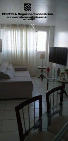 Apto na Serraria, 2 quartos, suíte, móveis fixos na cozinha, elevador. - Foto 7