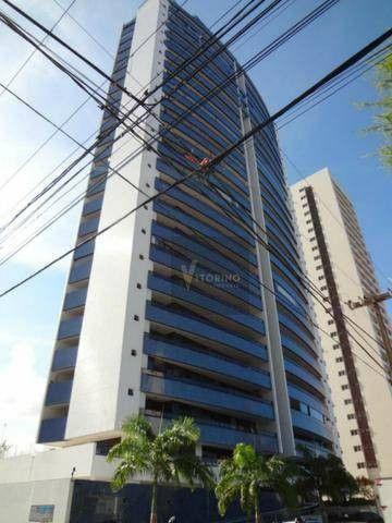 Apartamento com 4 dormitórios à venda, 245 m² por R$ 1.000.000,00 - Manaíra - João Pessoa/ - Foto 2