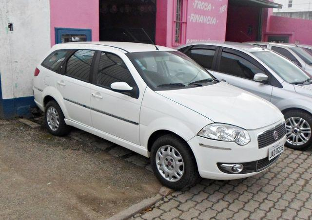 FIAT PALIO WEEKEND 1.4 FIRE 2015 PAGO