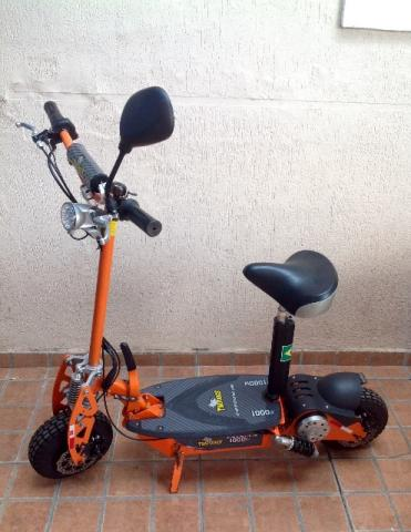 SCOOTER PATINETE ELÉTRICO TWO DOGS 1000W