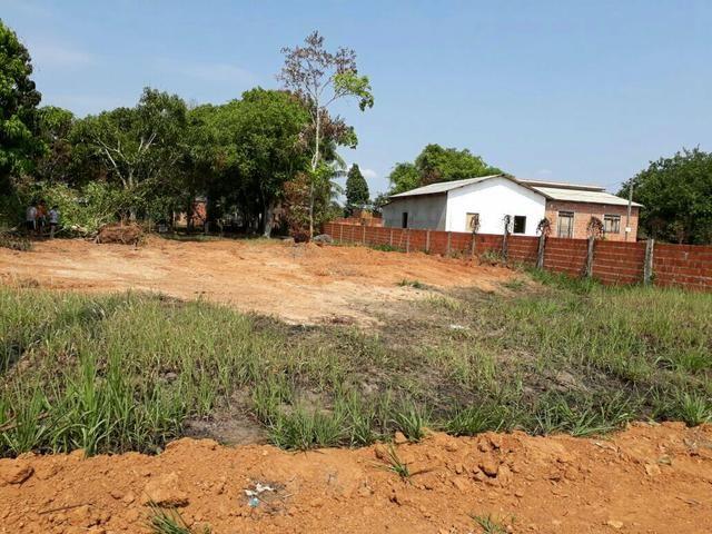 Vendo terreno no vila acre, bem fica a 200 mts do asfalto medindo 10x50