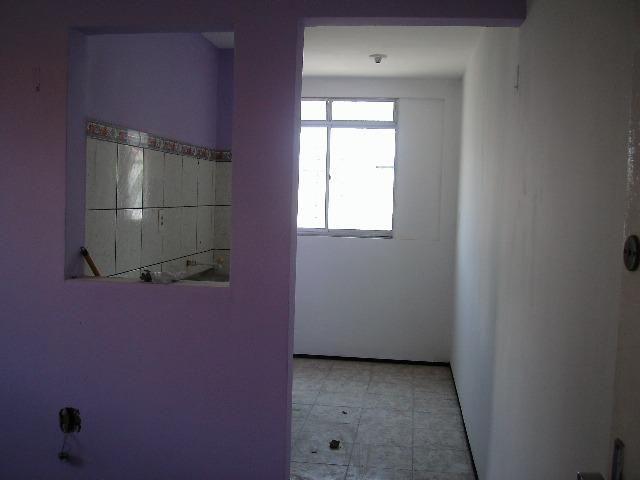 Ótimo apartamento todo reformado com escritura e registro