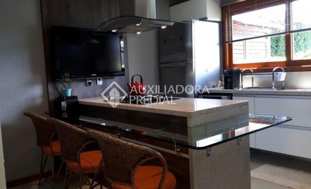 Casa de condomínio à venda com 3 dormitórios em Igara, Canoas cod:264193 - Foto 4