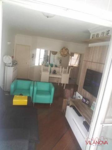 Apartamento com 3 dormitórios à venda, 90 m² por r$ 390.000 - jardim aquarius - são josé d
