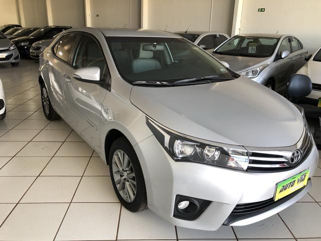 Toyota/Corolla 2.0 xei ano 2016 automático com 45 km - Foto 2