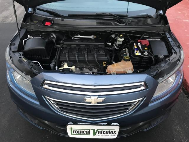 Chevrolet Onix LT 1.4 Completo 2015 + My Link - Todo revisado - Foto 12