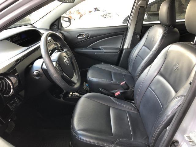 Etios XS Sedan 1.5 Flex 16V 4p Aut 16/17 .! Novinho! - Foto 7