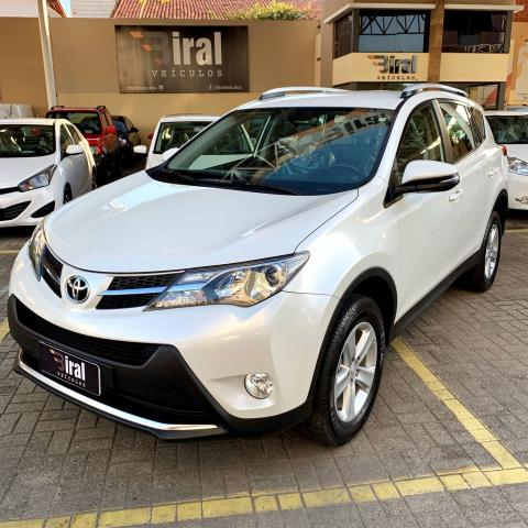 Toyota rav4 2014/2014 2.0 4x4 16v gasolina 4p automático