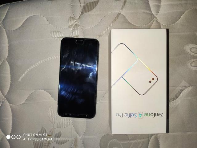 Zen Phone 4 Selfie Pro