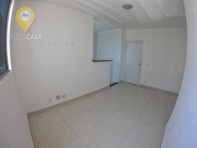 Oportunidade de morar em colina de laranjeiras em apartamento de 2 quartos - Foto 7