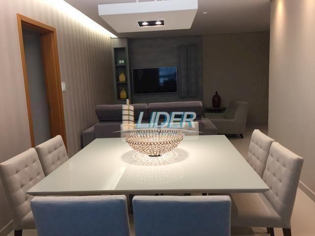 Apartamento à venda com 3 dormitórios em Santa mônica, Uberlândia cod:22327 - Foto 4