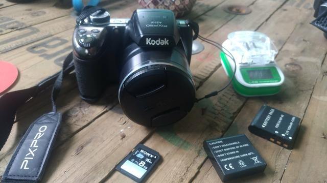 Câmera Kodak Pixpro 501