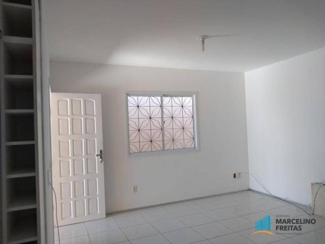 Casa com 3 dormitórios para alugar, 120 m² por r$ 1.239,00/mês - tamatanduba - eusébio/ce - Foto 8